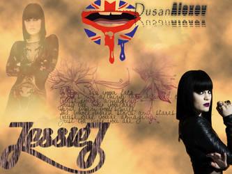 Jessie J by DusanAlexov