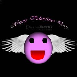 Emoticon for Valentines Day by DusanAlexov