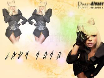 Lady_Gaga by DusanAlexov