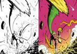 Iron Fist colors