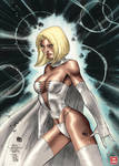 X_World Emma Frost, by Jim Lee
