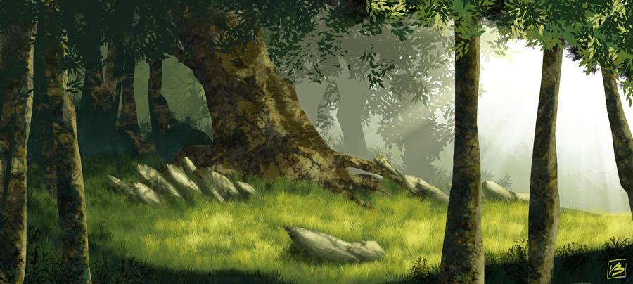 The Silence by Absalom7