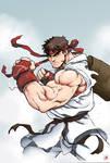 Ryu by MiaCabrera - Colors