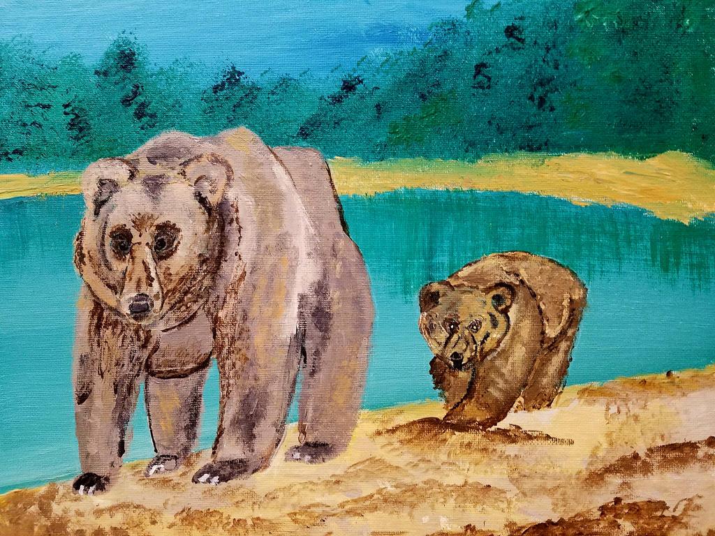 Bears by cheese6623