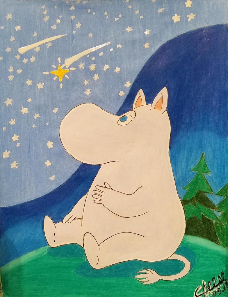 Moomin by cheese6623