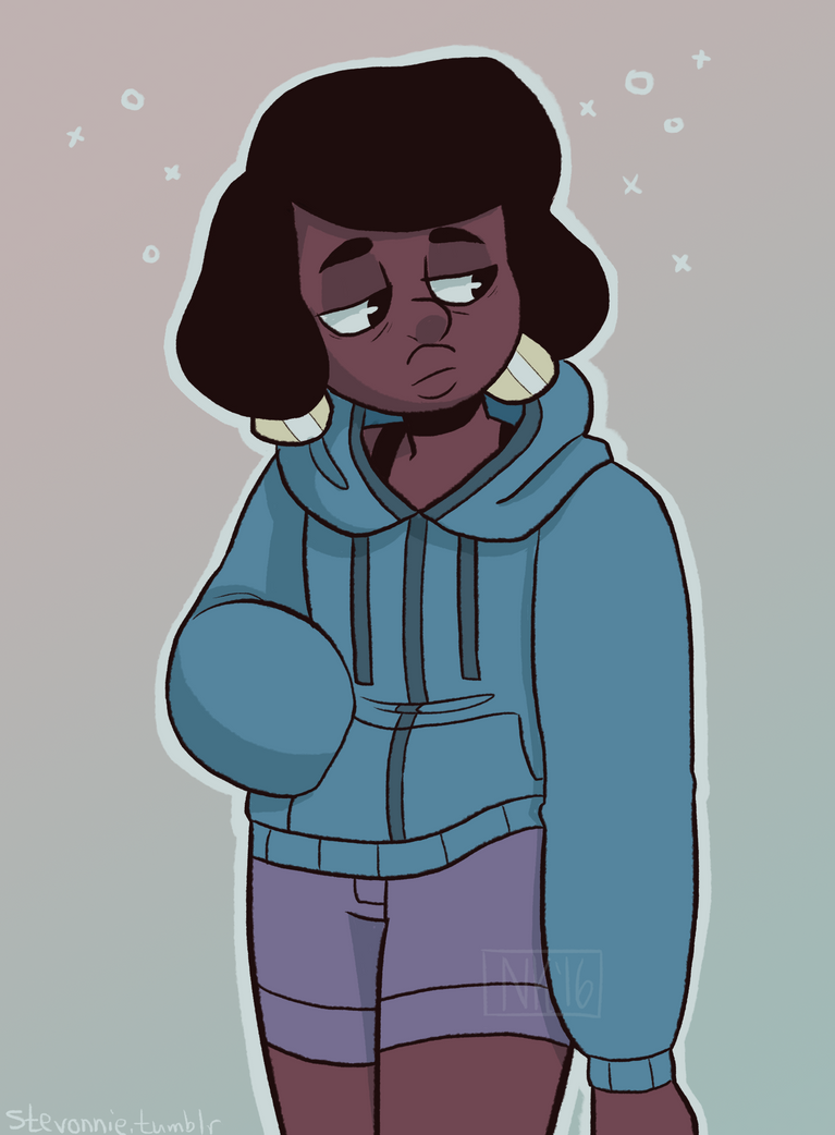 sometimes u just gotta steal ur bf's sweater also this drawing is special to me because lamar abrams liked it on tumblr