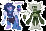 [A] Richterite and Galaxite