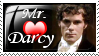 Mr. Darcy Stamp by Neyjour