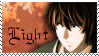 Light Death Note Stamp by Neyjour