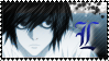 L Death Note Stamp 2 by Neyjour
