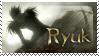 Ryuk Death Note Stamp