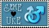 SEMExUKE Lovers Stamp