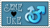 SEMExUKE Lovers Stamp by Neyjour