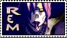 Death Note Rem Stamp