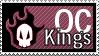 BLEACH OC Kings Club Stamp 3 by Neyjour