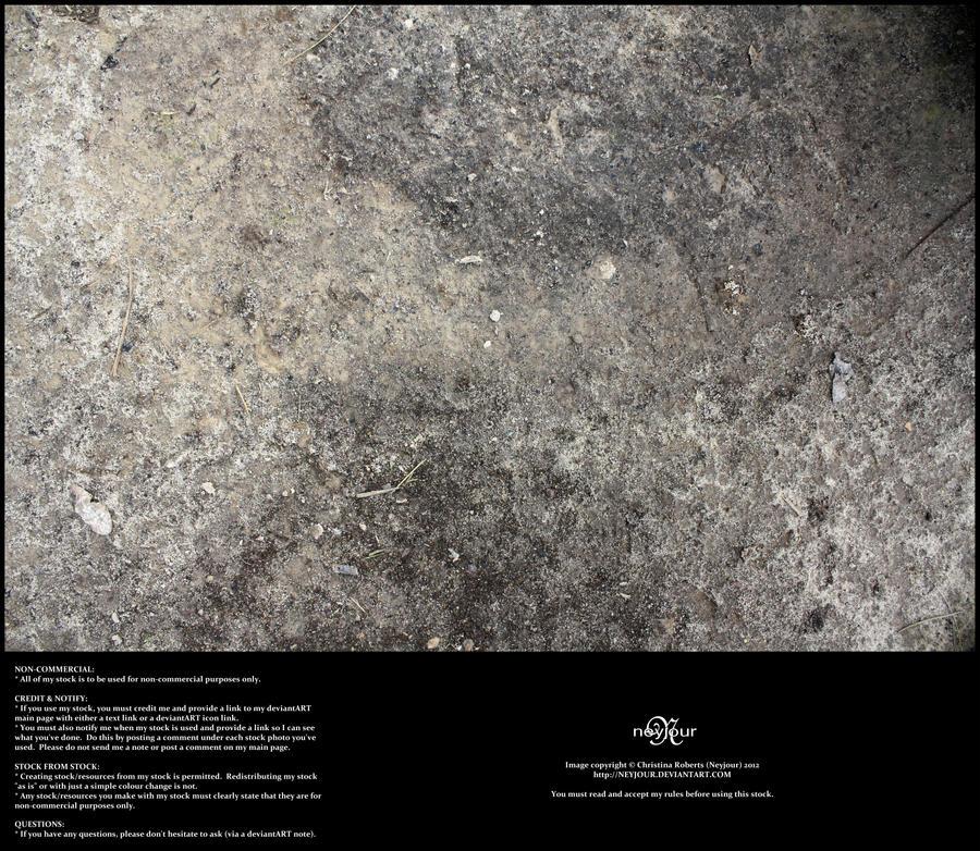 Hard-Packed Soil 07 by Neyjour