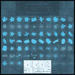 ECF - Frozen Forest by Neyjour