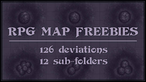 Main-Folder: RPG Map Freebies