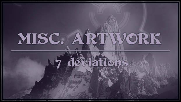 Main-Folder: Misc. Artwork