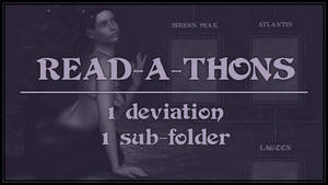 Main-Folder: Read-a-Thons
