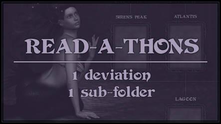 Main-Folder: Read-a-Thons