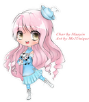 Chibi Commission for Maeyin