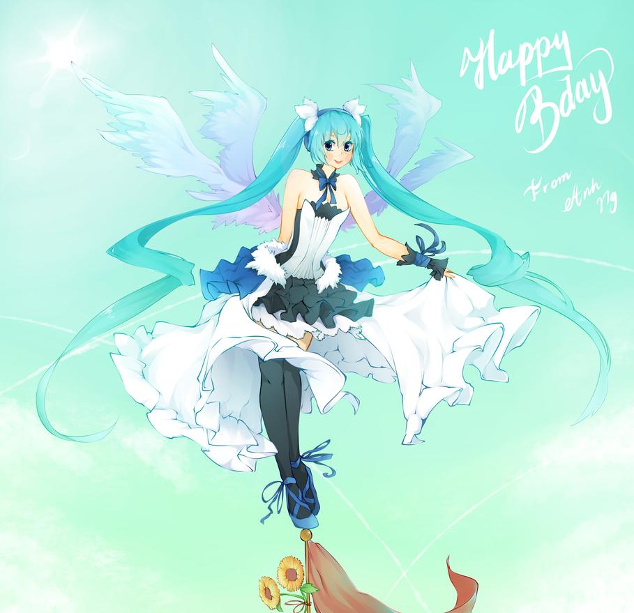 Happy Bday Butamin! by Me2Unique