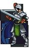 CC - knight by baranot3nshi