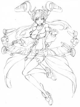 sketch! cyberpunk sona