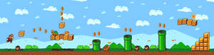 Pixel Art - Super Mario Remake