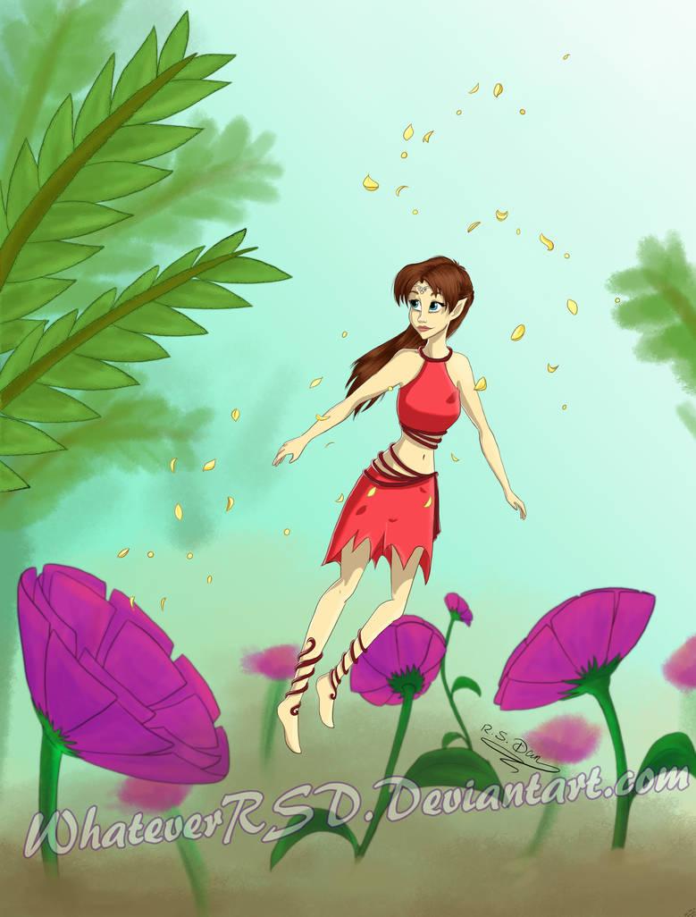 Fairy In The Garden Day
