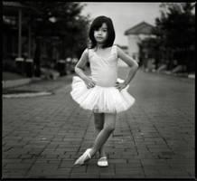 ballet dancer by br3w0k