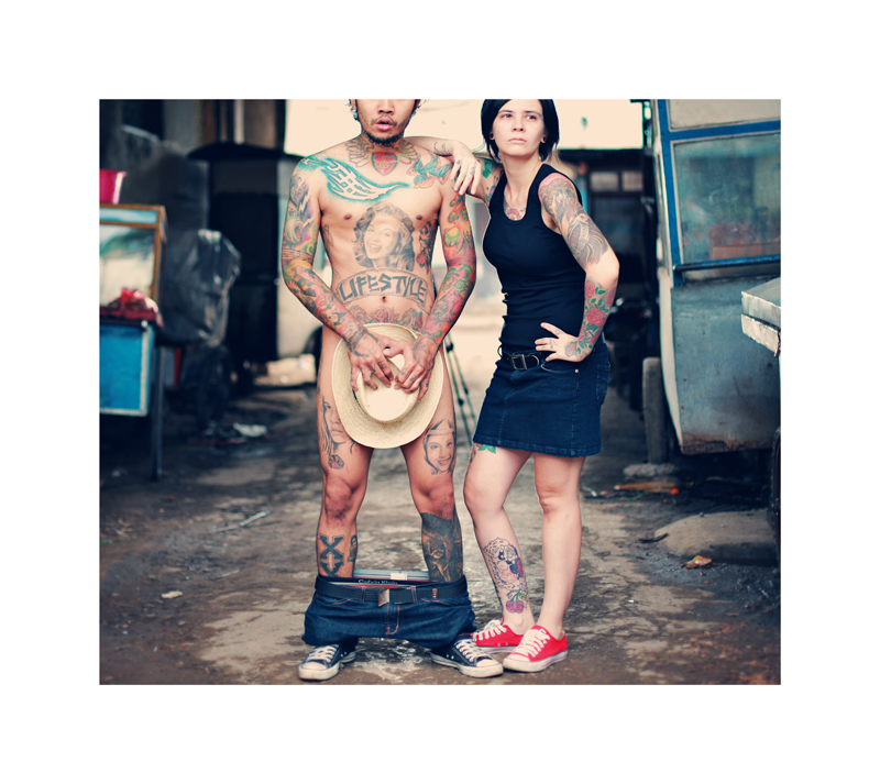 urban tattoo 3 by br3w0k