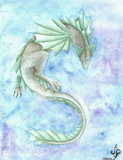 Sea dragon by Love-Only-Knows
