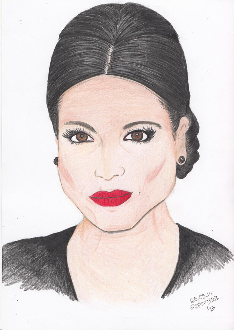 Lana Parrilla by gillix33