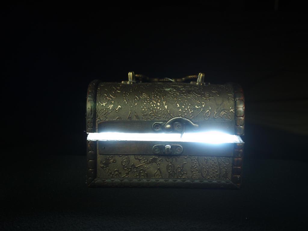 J.J. Abrams Mystery Box