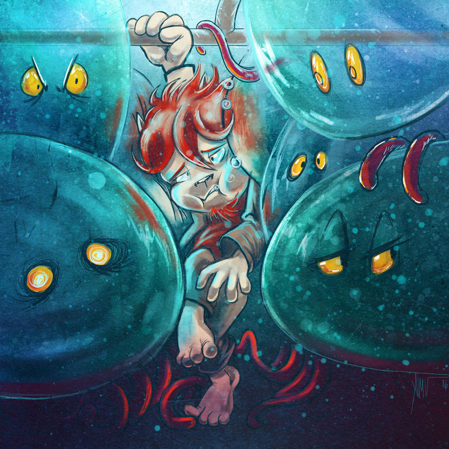 Jellyfishday 2016 by XimonR