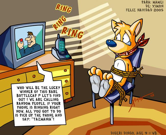 Digeri Dingo: Digeri
