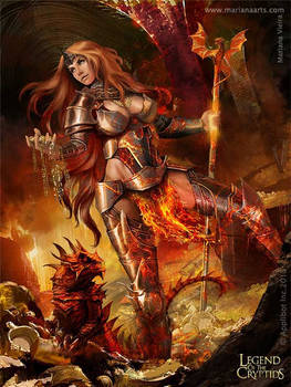 Lava Queen Regular