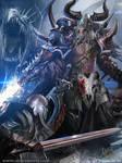 Dragon Knight of Darkness 1