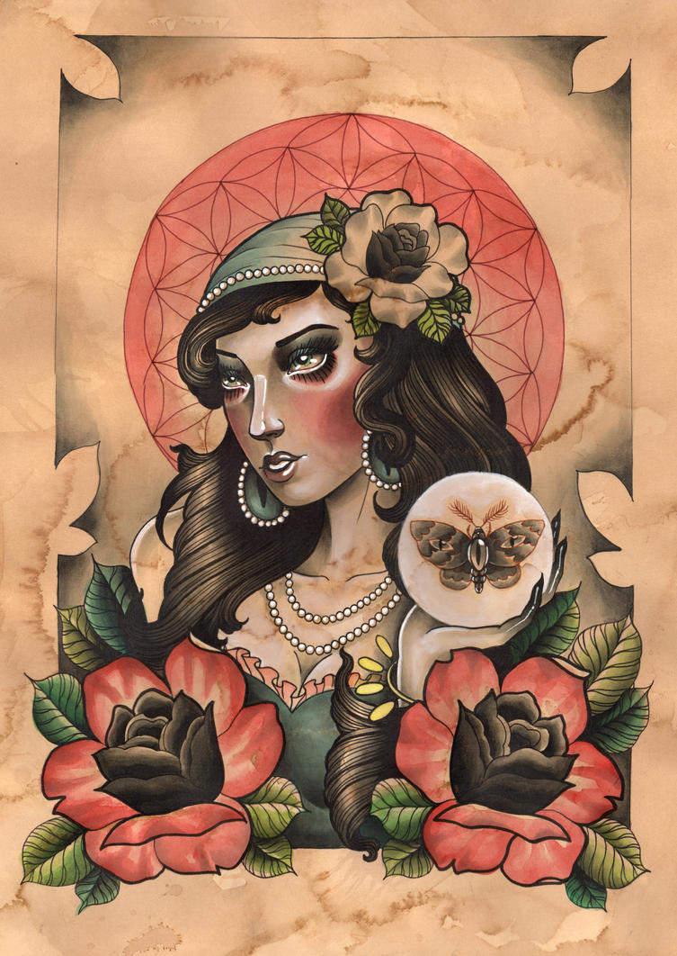Gypsy Rose Lee by Rezurekted