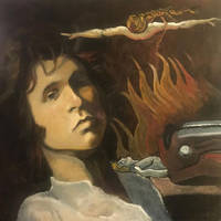 2018 Jim Morrison Doors of Perception by center555