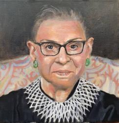 Ruth Bader Ginsburg -1 2020