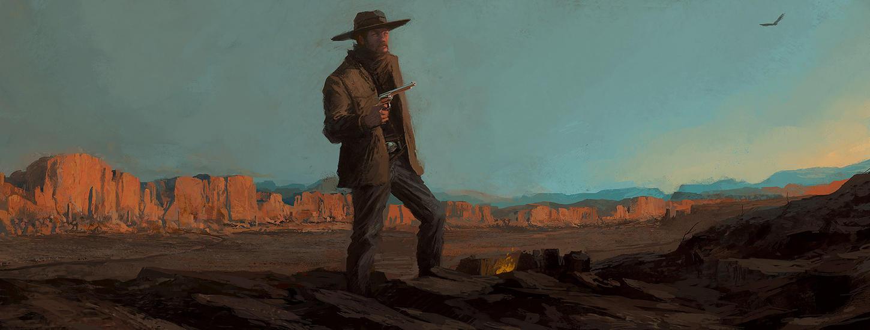 Cowboy by Obrotowy