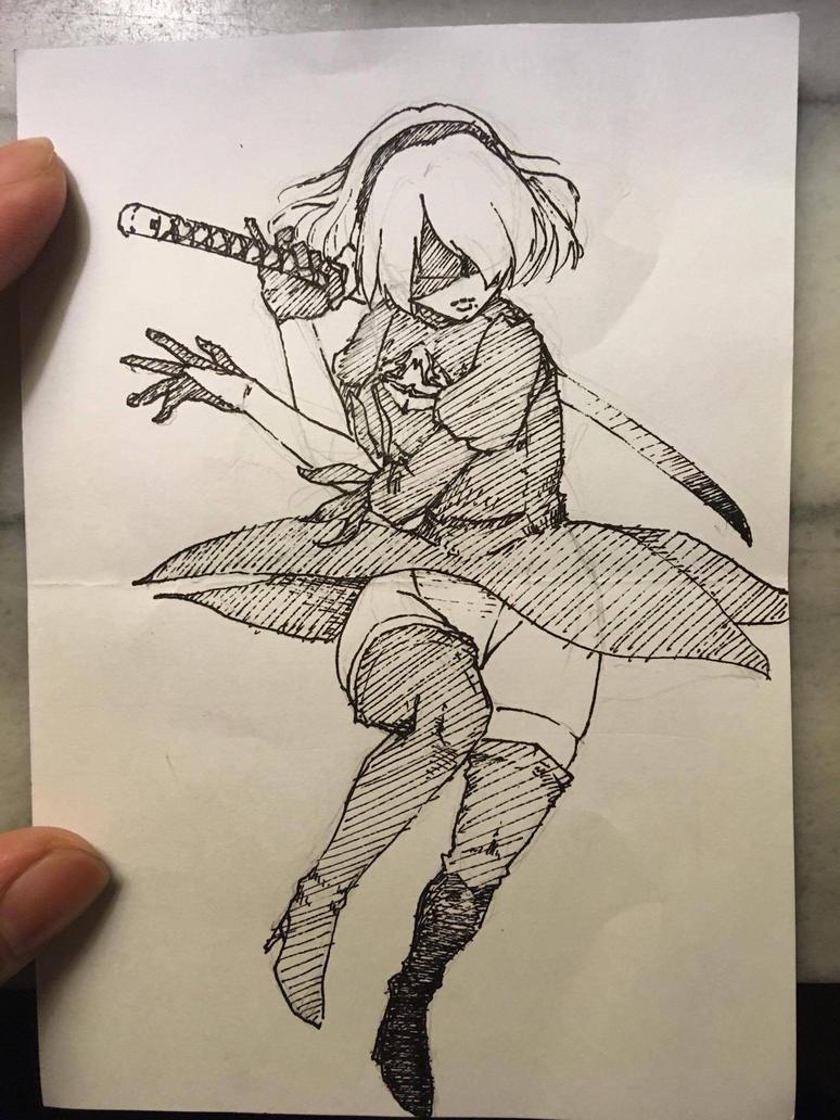 20170628 doodle by blueear96