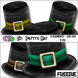 St. Patty's Hat Freebie