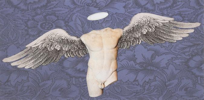 Angel Figure by hrn