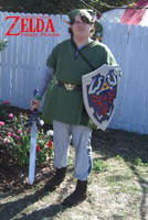 Link Cosplay Costume by linkinspirit95