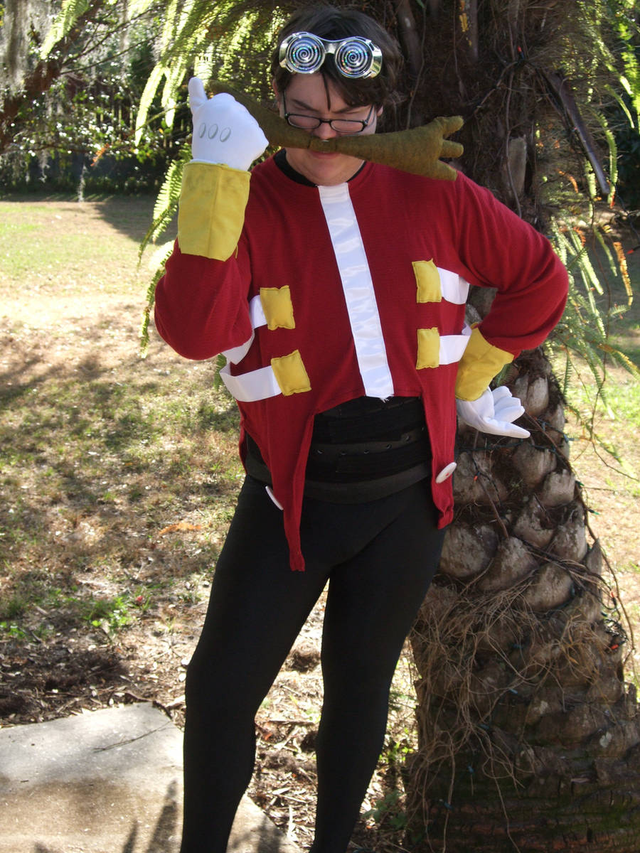 Dr. Eggman Cosplay 2 by linkinspirit95