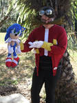 Dr. Eggman Cosplay 4 (Starring Sonic the Hedgehog)